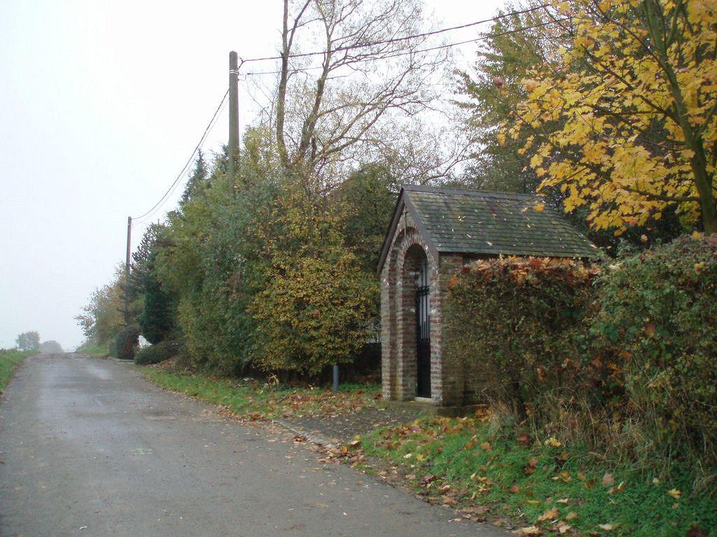 Chapelle Saint Donat à Bousval