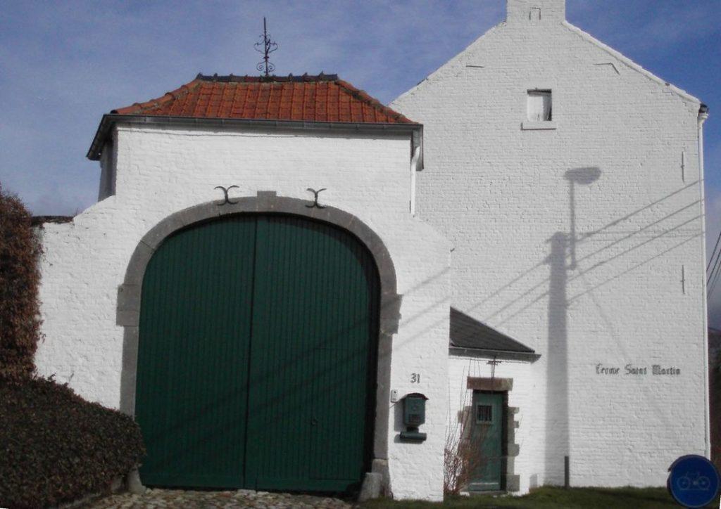 La ferme Saint-Martin du XVIIIe siècle