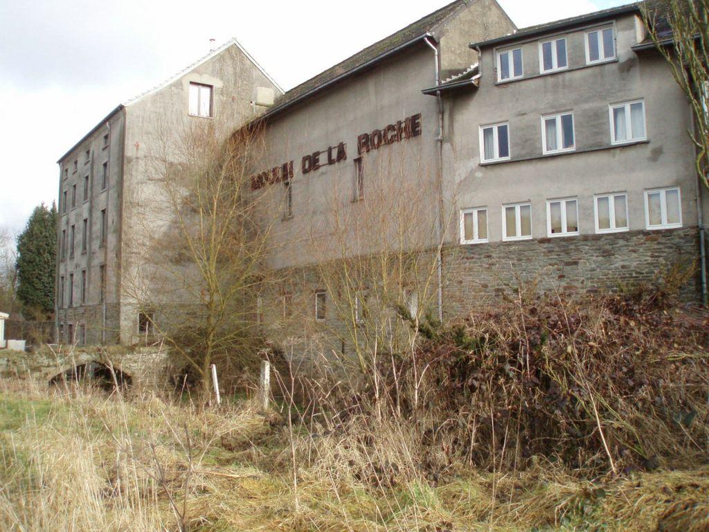 Le Moulin de la Roche (Court-Saint-Etienne)