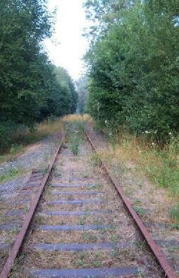 La ligne de chemin de fer n° 141 en 2006